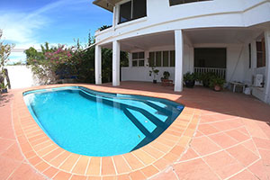 house in nadi with swimming pool